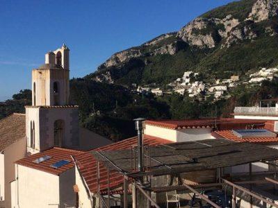 antico episcopio B&B Pontone Scala Salerno
