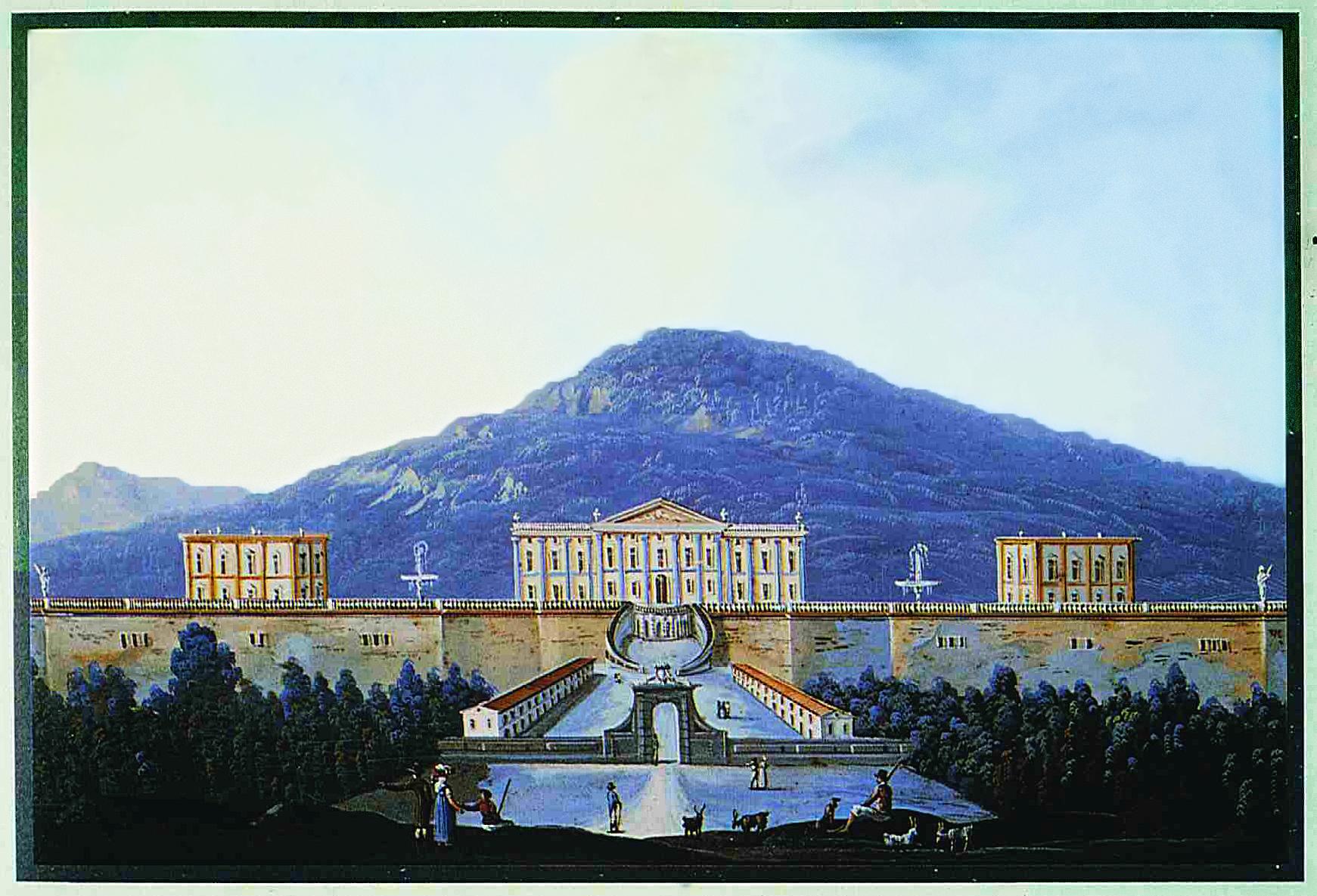 La Reggia di Portici-escursione antico episcopio